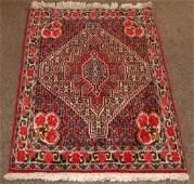 Fine Persian Bijar Carpet