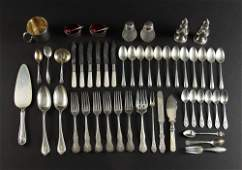 Large Group Miscellaneous Sterling Silver