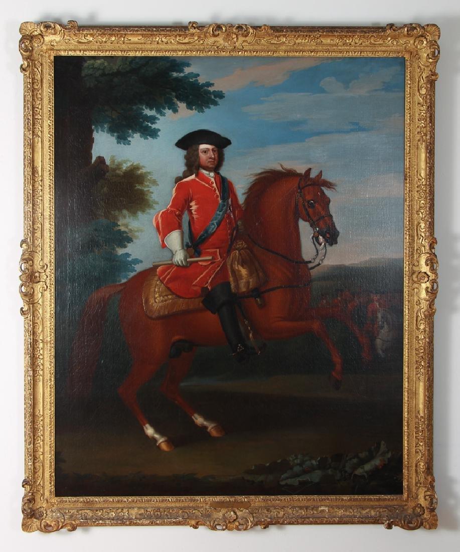 John Wooton Attributed George II Portrait - 2