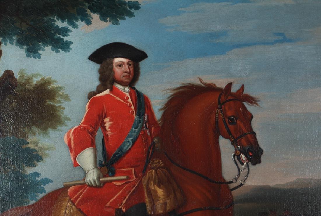 John Wooton Attributed George II Portrait - 4