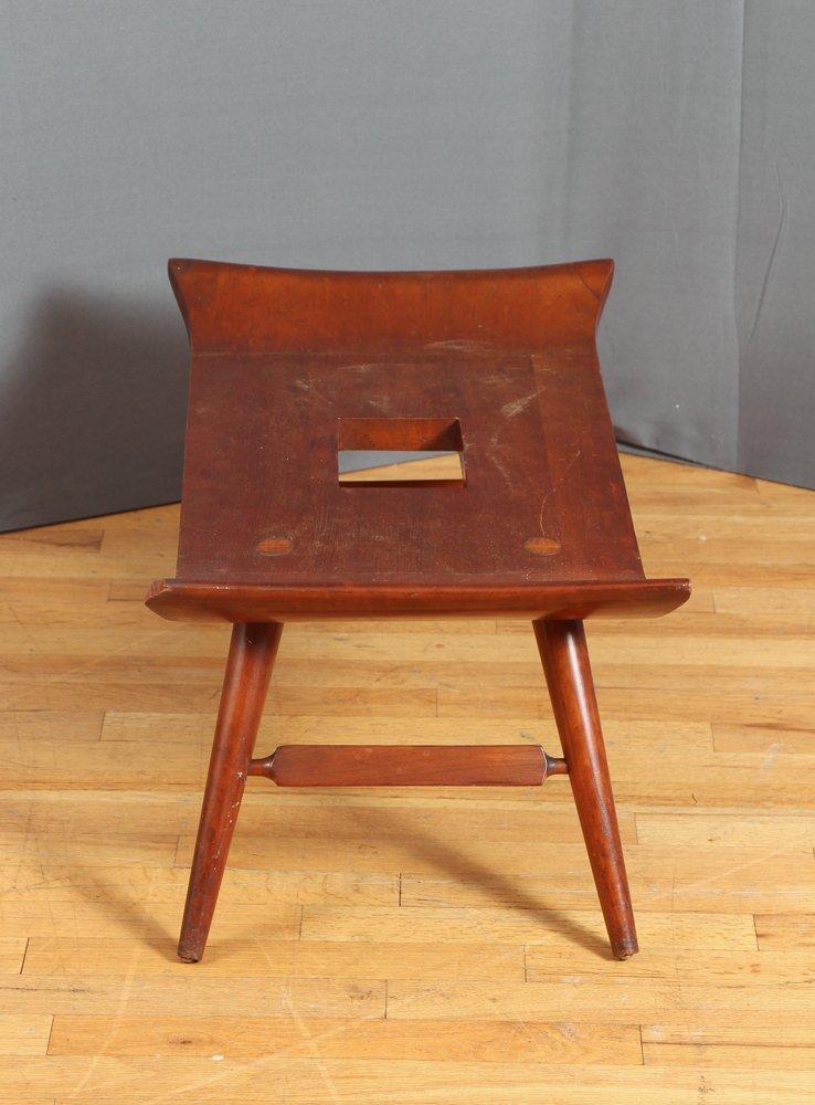 20th Century Japanese Wood Bench - 4