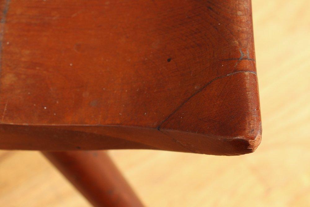 20th Century Japanese Wood Bench - 7