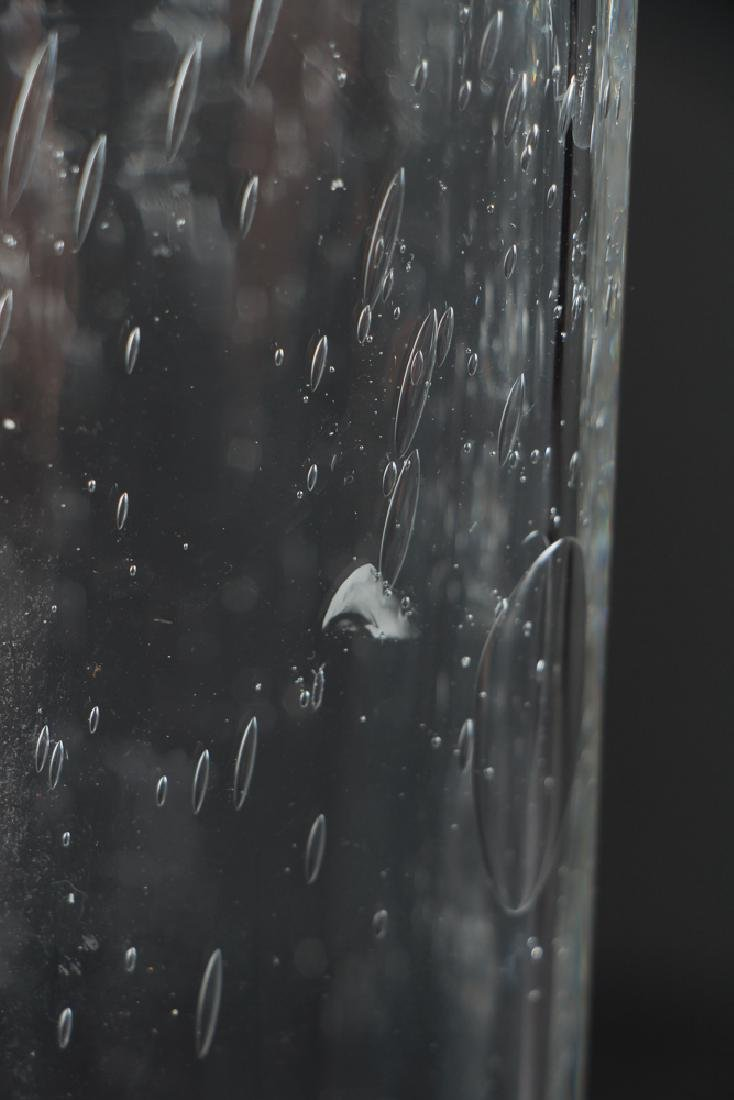 Blenko Raindrop Vase, 15-DR - 6