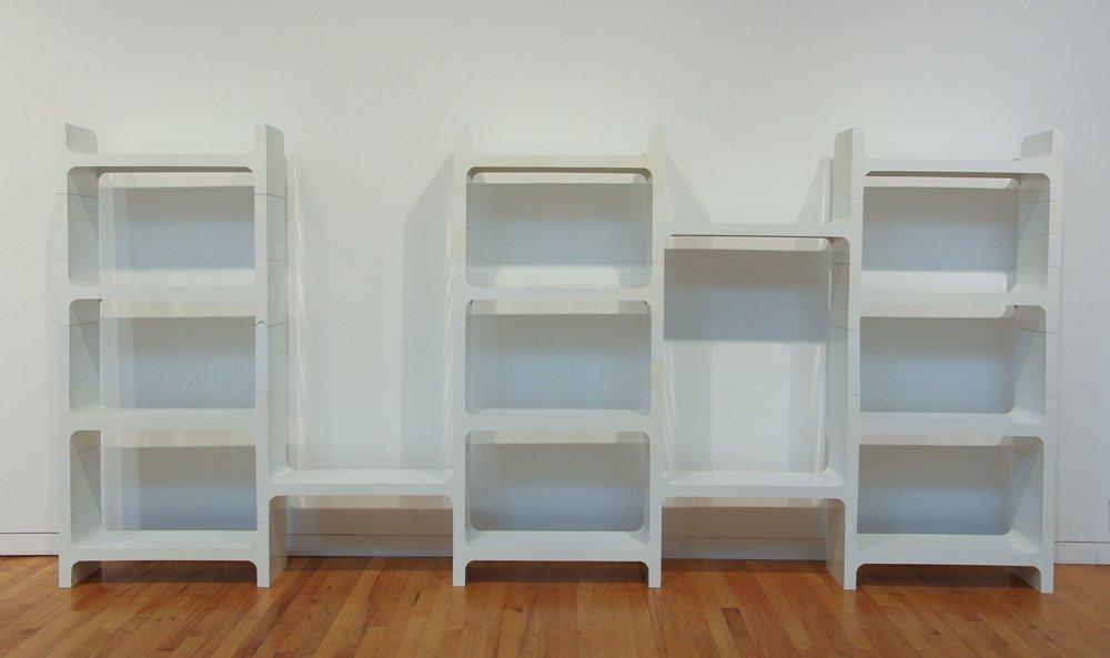 Design Vardani Plastic Variable Bookshelf