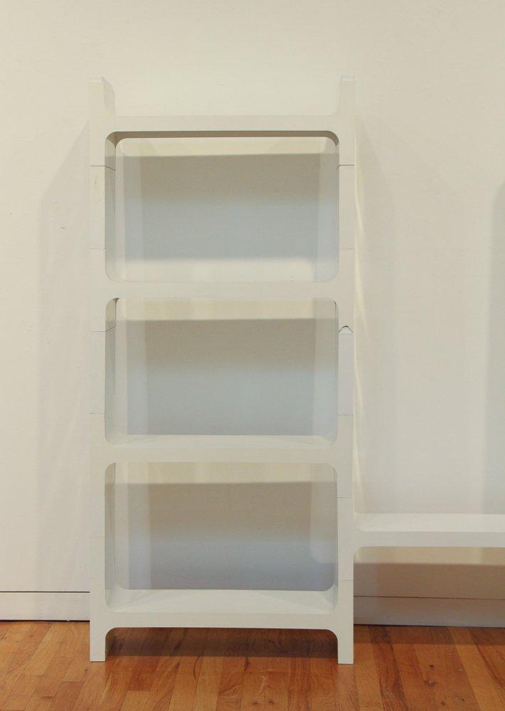 Design Vardani Plastic Variable Bookshelf - 2
