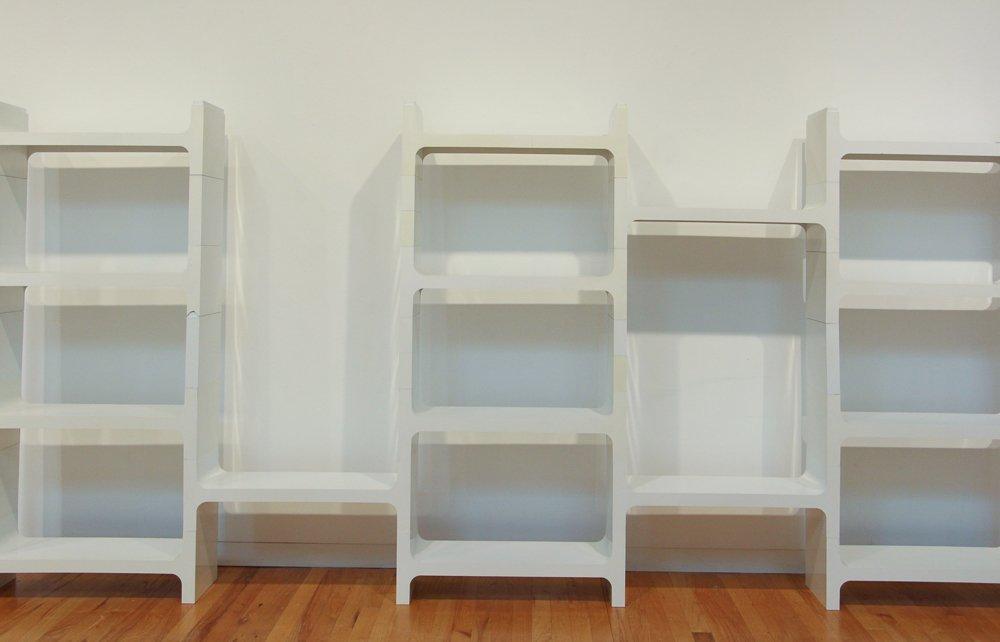 Design Vardani Plastic Variable Bookshelf - 3