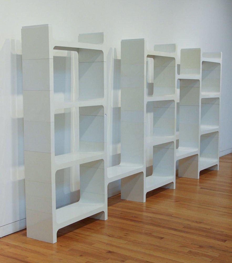 Design Vardani Plastic Variable Bookshelf - 5
