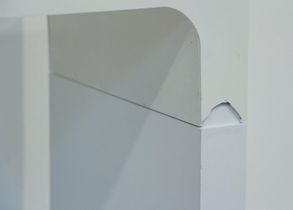Design Vardani Plastic Variable Bookshelf - 6