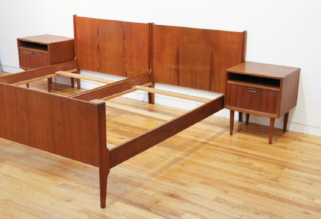 Drylund and Falster Mid Century Bedroom Furniture - 2
