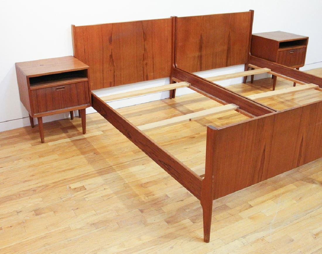 Drylund and Falster Mid Century Bedroom Furniture - 3