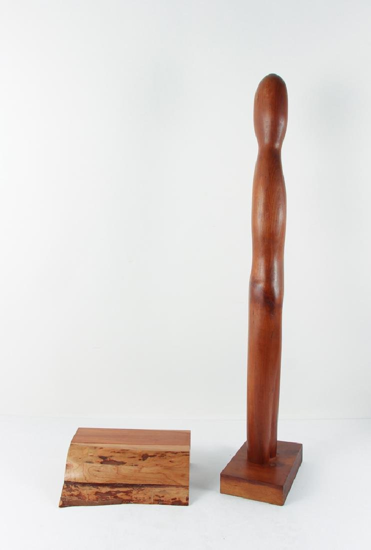 William Goodman Mid Century Sculpture and Box