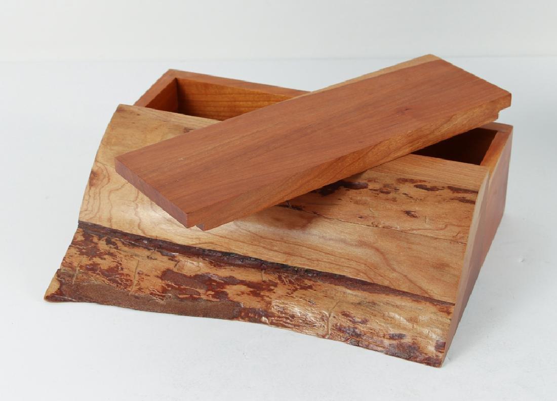 William Goodman Mid Century Sculpture and Box - 3