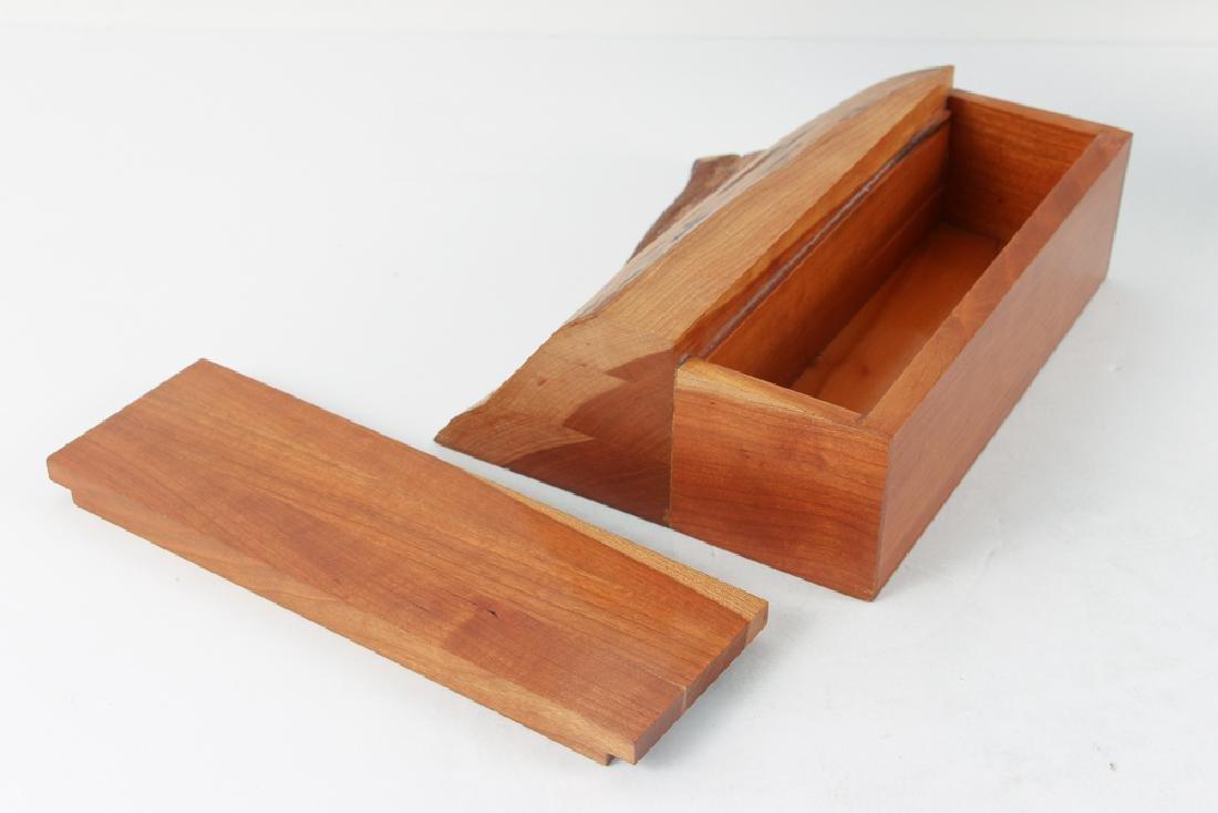 William Goodman Mid Century Sculpture and Box - 4
