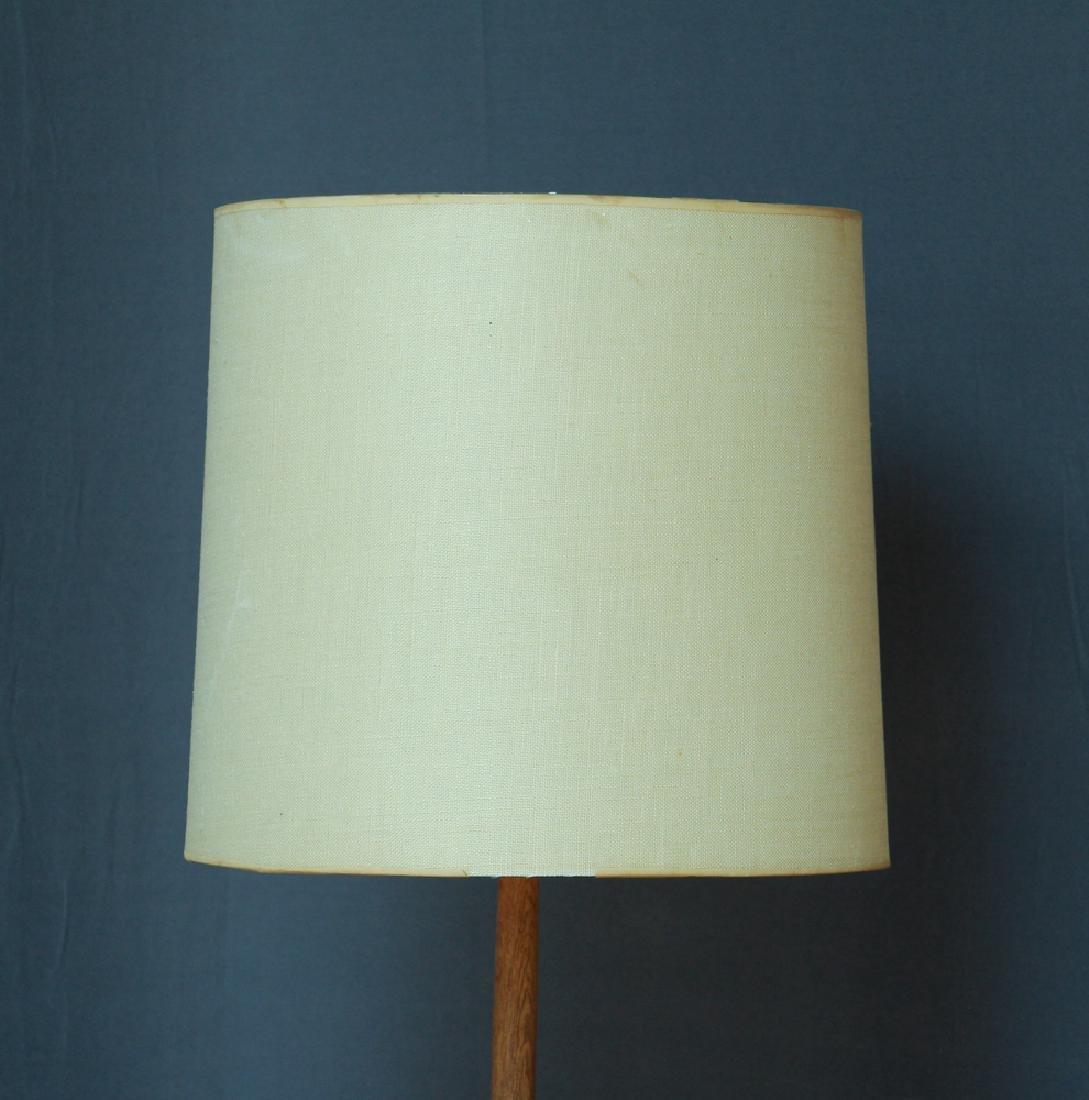 George Kovacs Oak Floor Lamp - 2