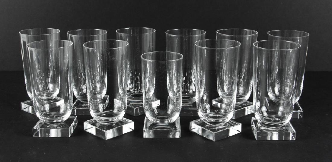 Twelve Pieces Libbey Knickerbocker Glassware - 2
