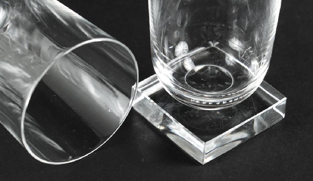 Twelve Pieces Libbey Knickerbocker Glassware - 4