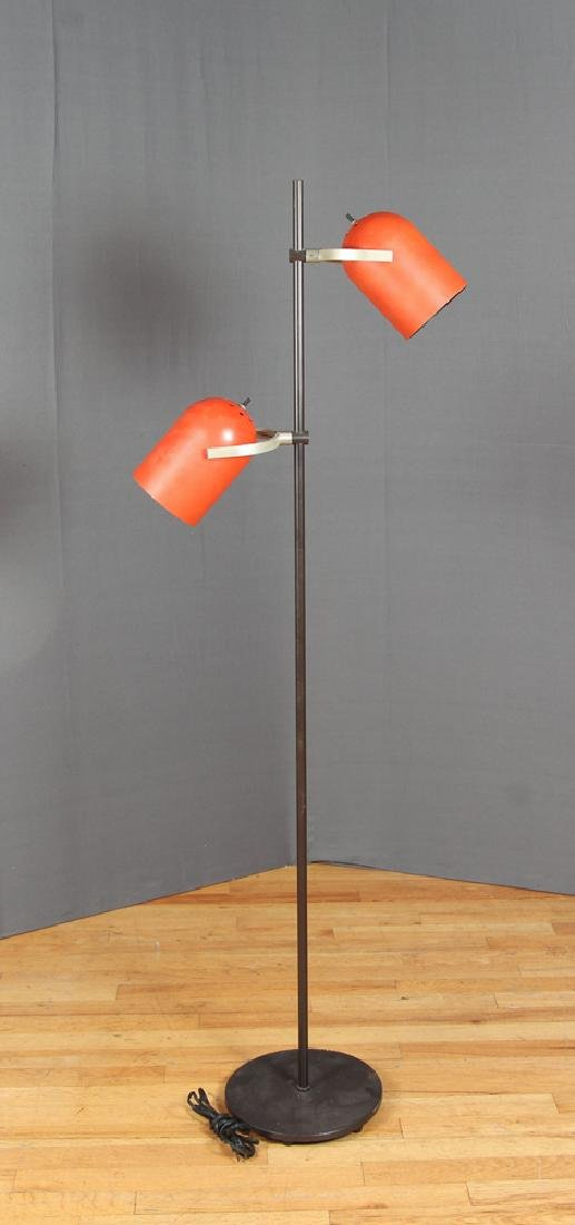 Lightolier Two Light Floor Lamp