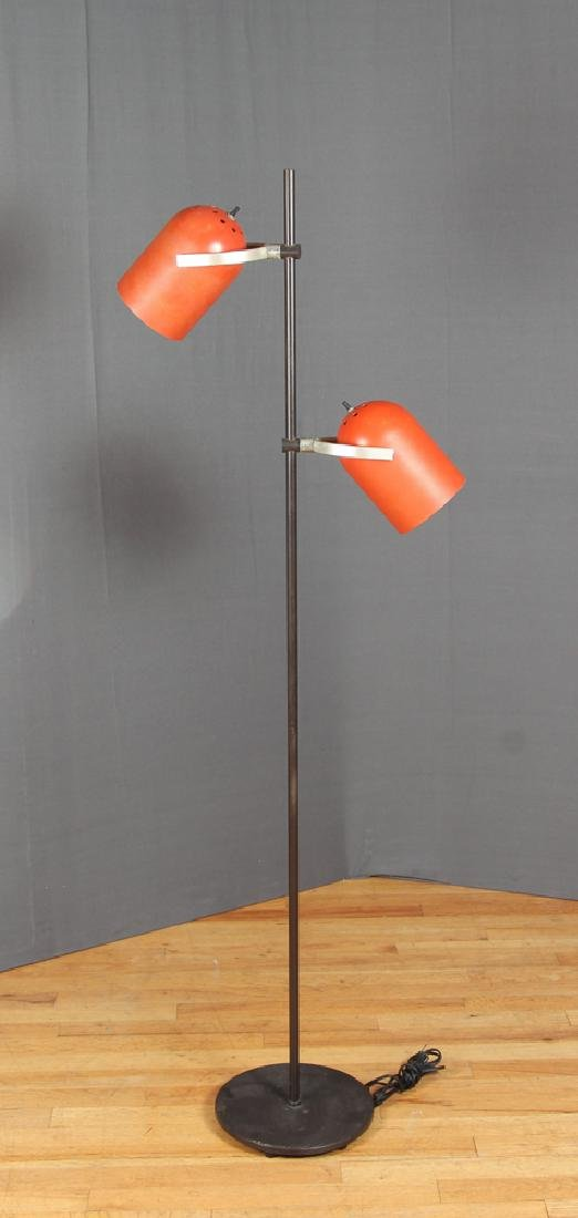 Lightolier Two Light Floor Lamp - 3