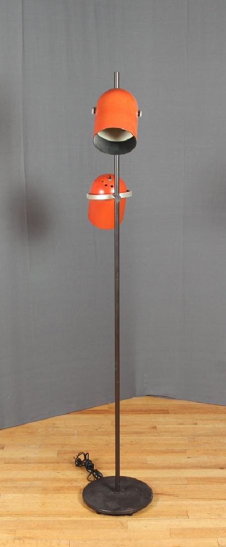 Lightolier Two Light Floor Lamp - 4
