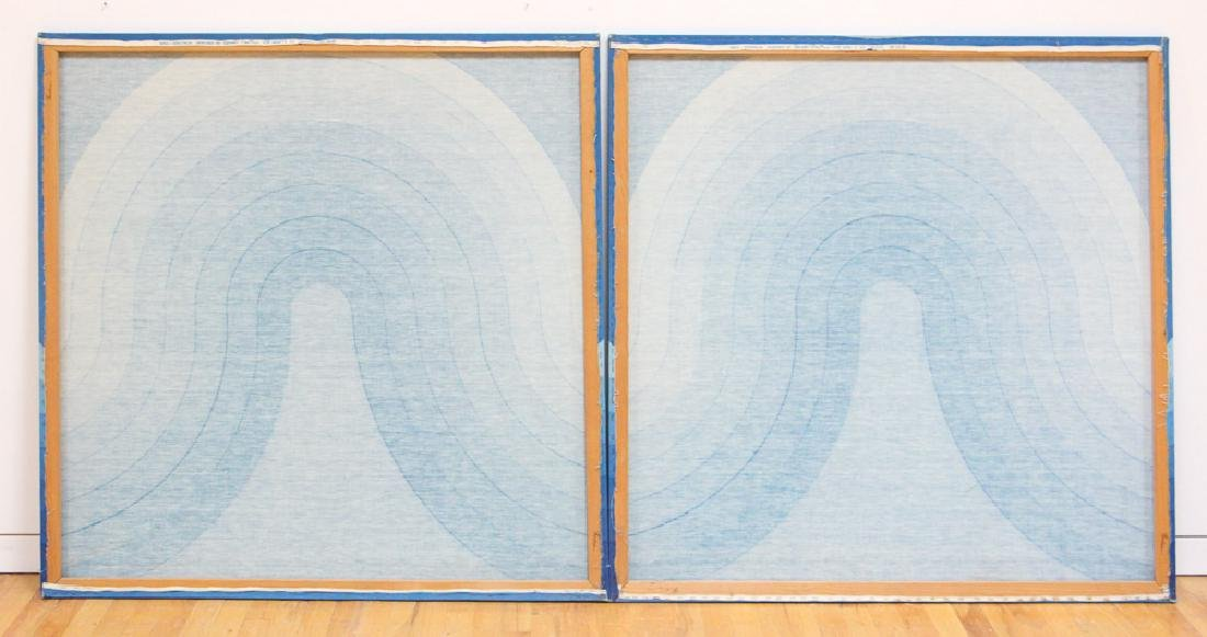 Verner Panton Fabric Diptych Panels - 5
