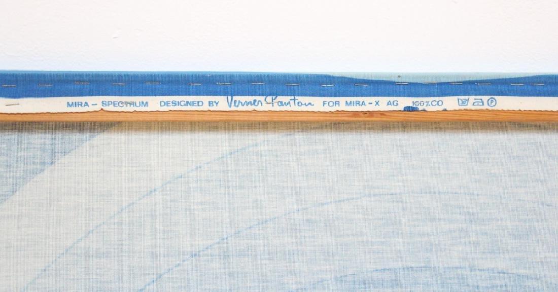 Verner Panton Fabric Diptych Panels - 6