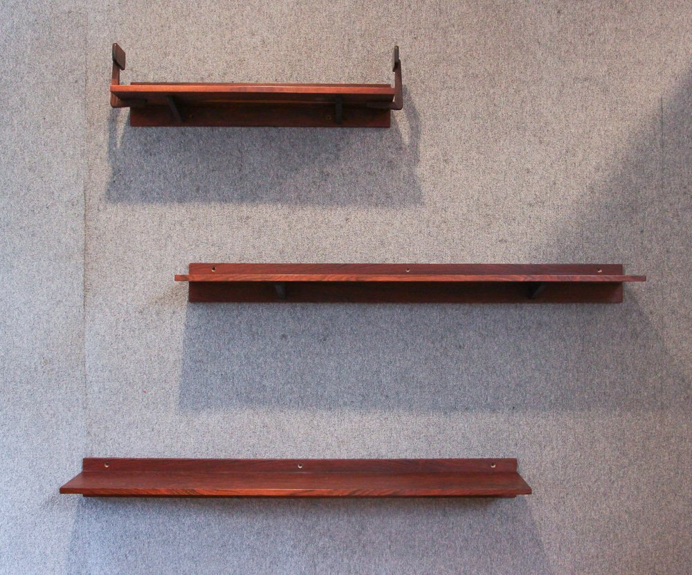 Orin Raphael Shelves and Book Shelf