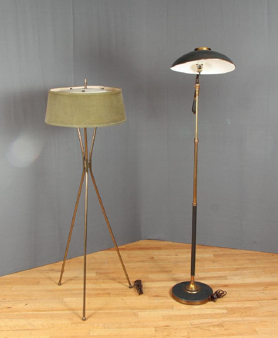 Two Gerald Thurston Style Lamps - 2