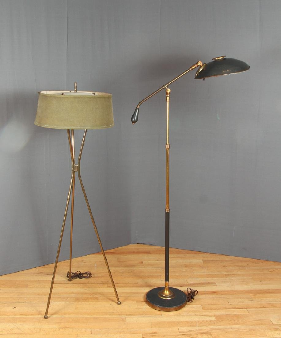 Two Gerald Thurston Style Lamps - 3