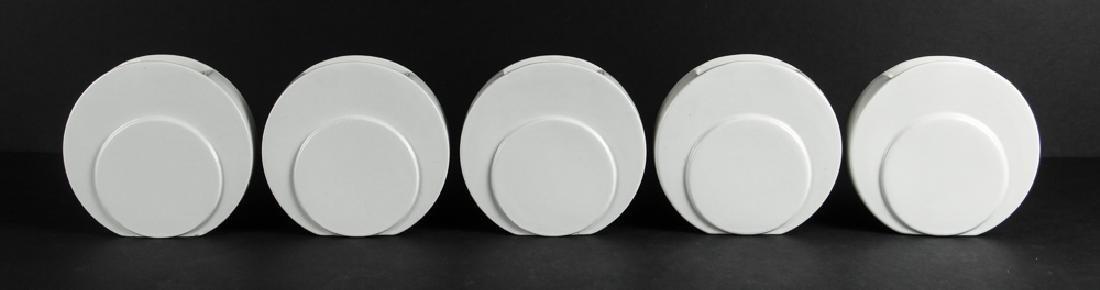 Nine Trenton Pottery Art Deco Syle  Vases - 4