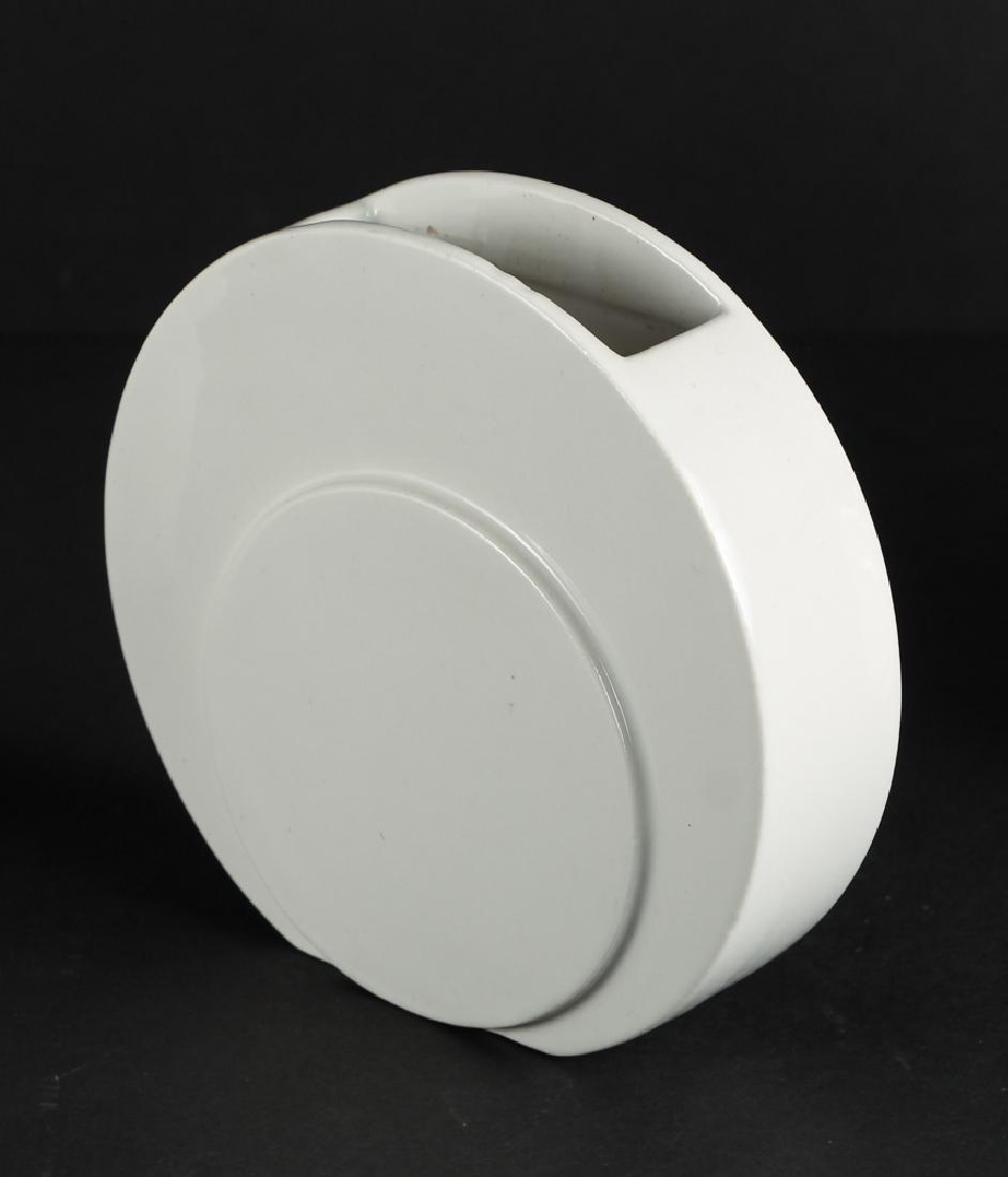 Nine Trenton Pottery Art Deco Syle  Vases - 5