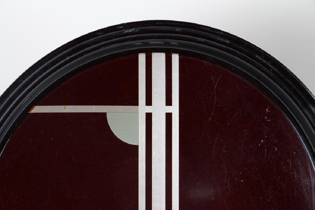 Four Westinghouse Micarta Trays - 2