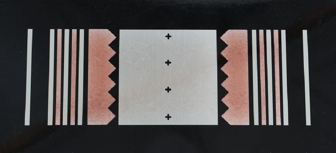 Four Westinghouse Micarta Trays - 6