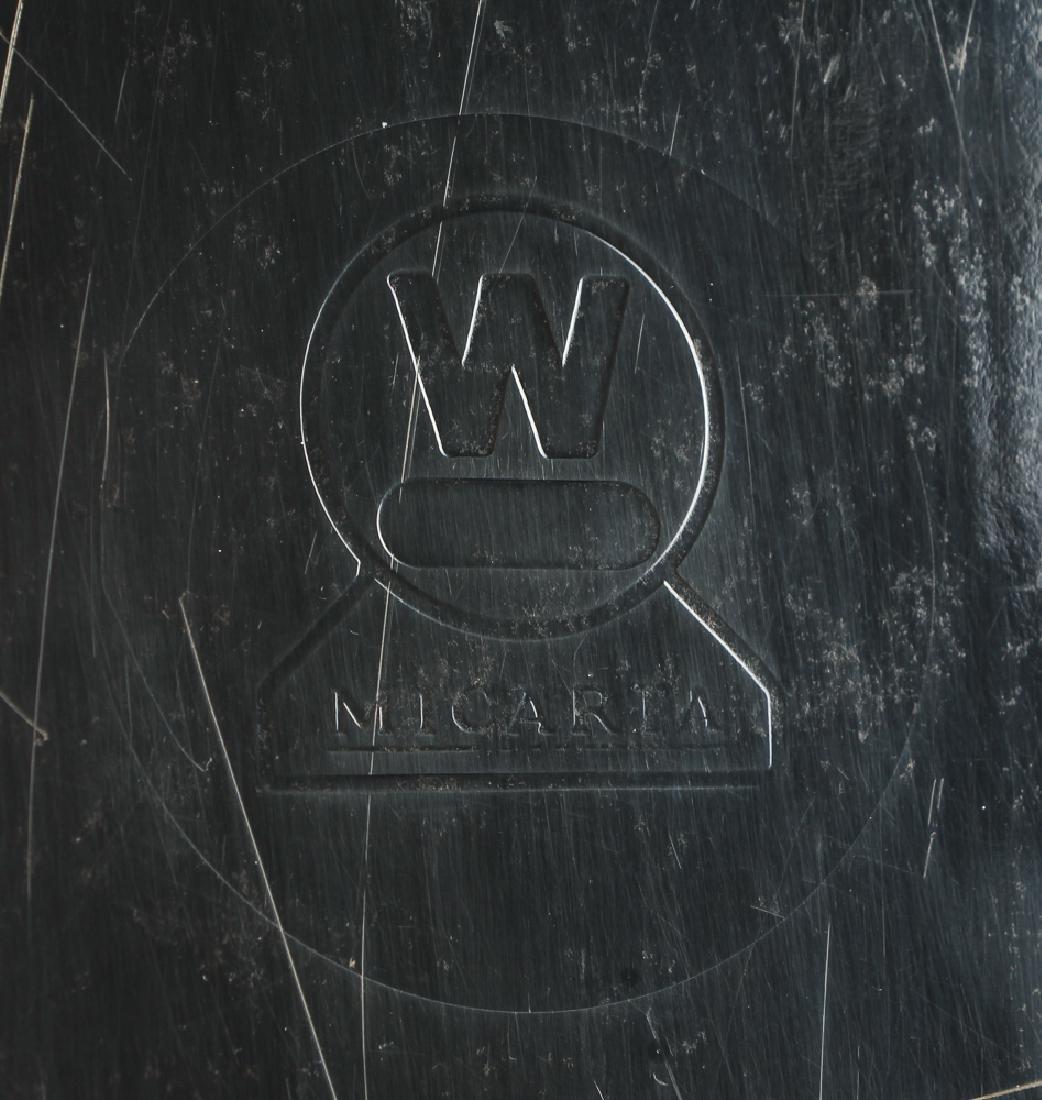 Four Westinghouse Micarta Trays - 8