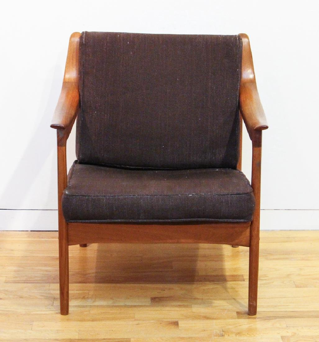 Westnofa Danish Mid Century Lounge Chair