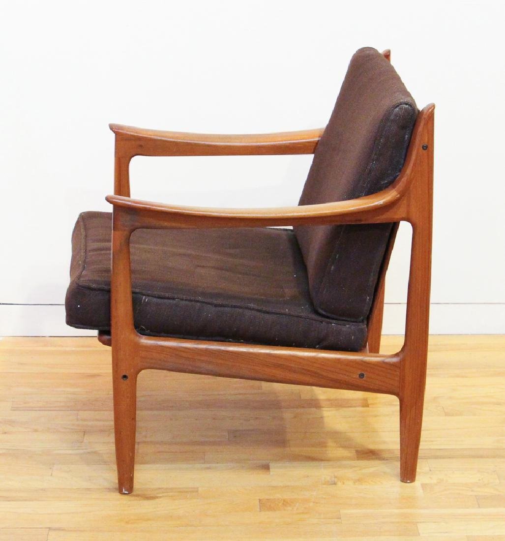 Westnofa Danish Mid Century Lounge Chair - 2