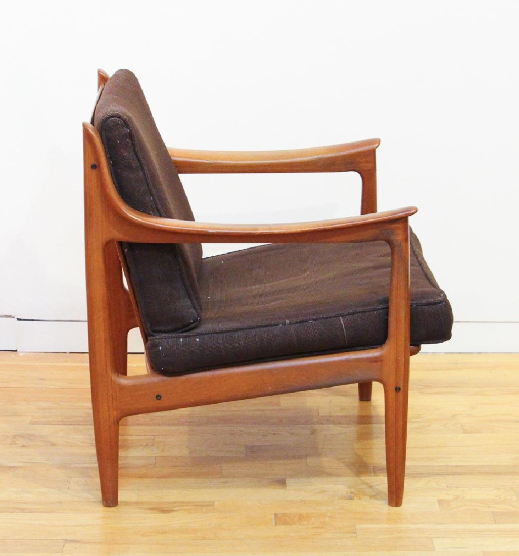 Westnofa Danish Mid Century Lounge Chair - 4