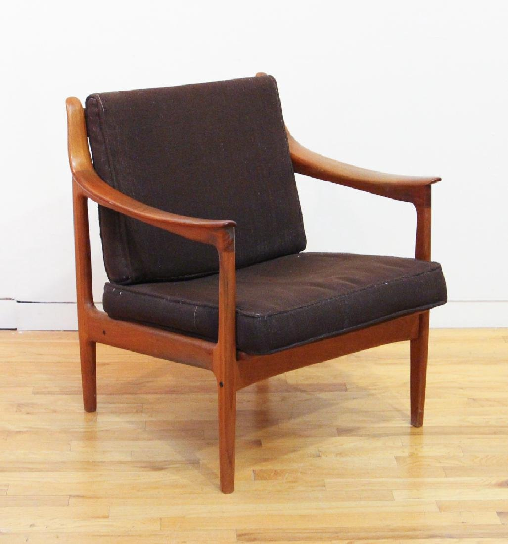 Westnofa Danish Mid Century Lounge Chair - 5