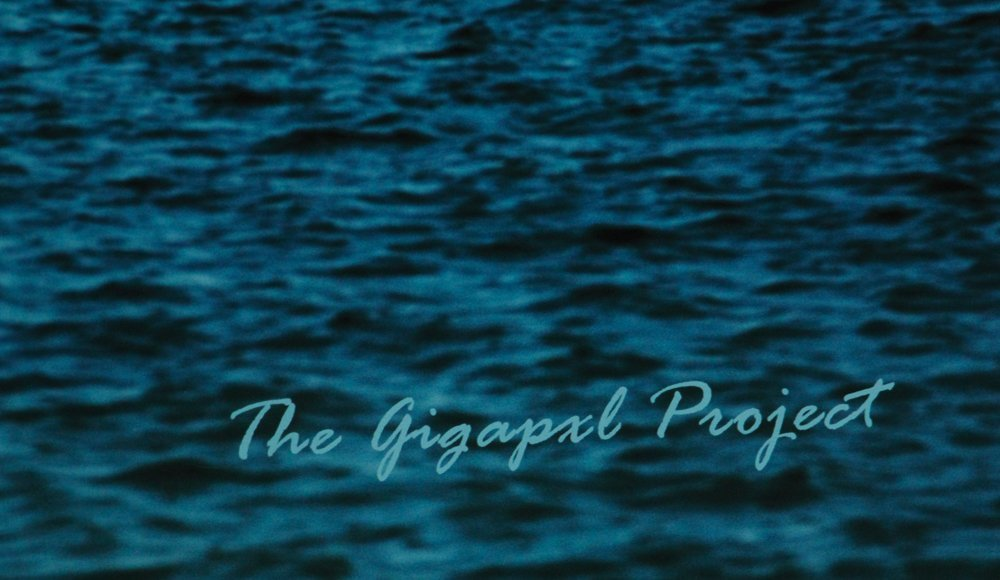 Graham Flint gigapxl triptych Miami Skyline 2005 - 2