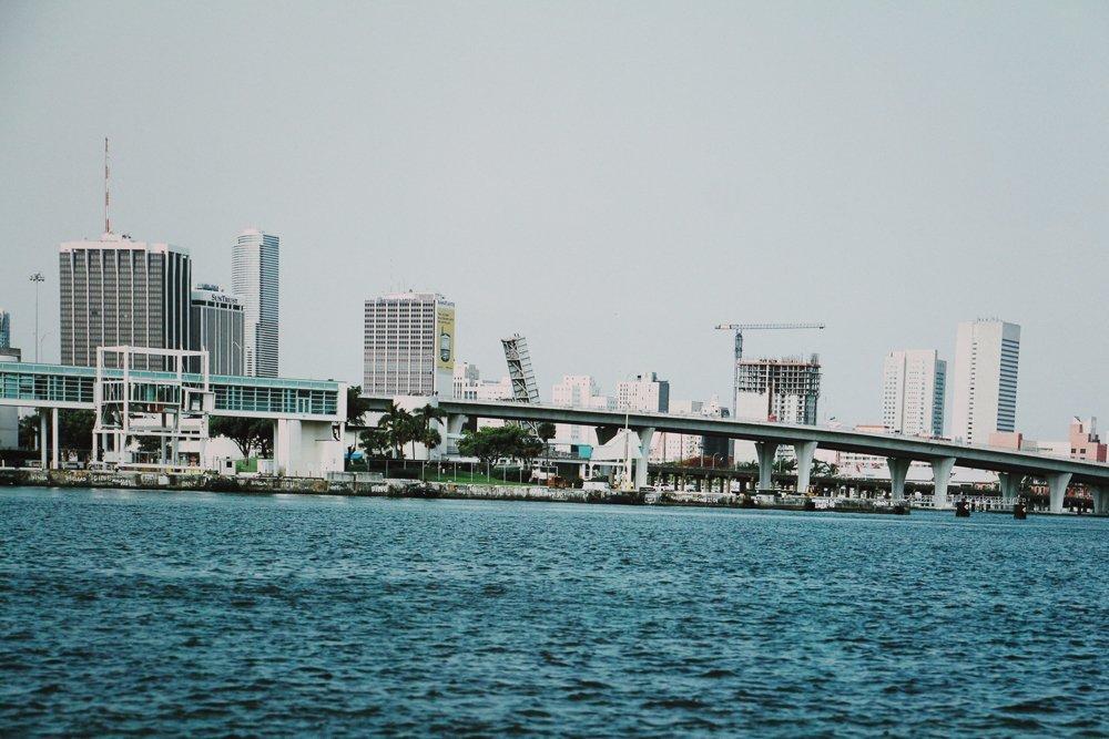 Graham Flint gigapxl triptych Miami Skyline 2005 - 4