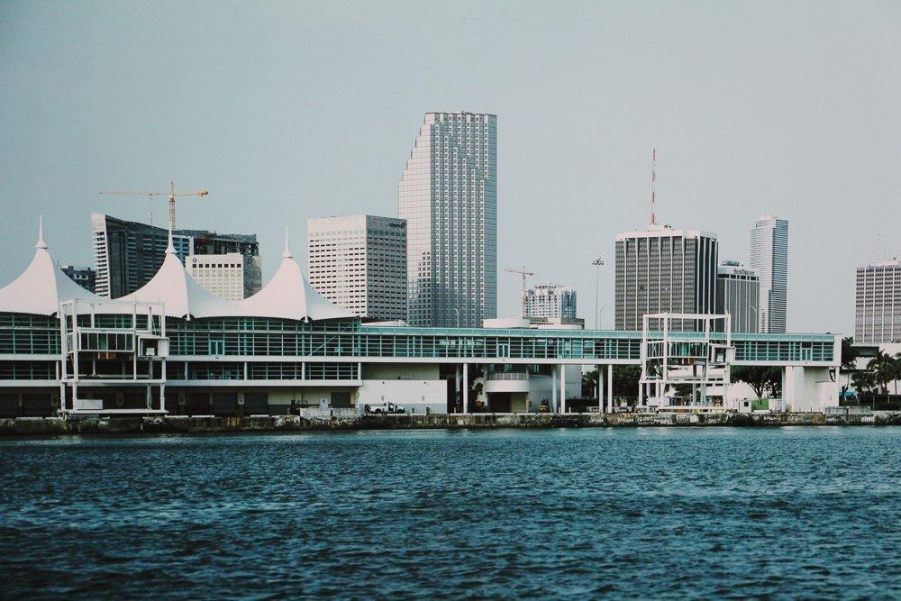 Graham Flint gigapxl triptych Miami Skyline 2005 - 5