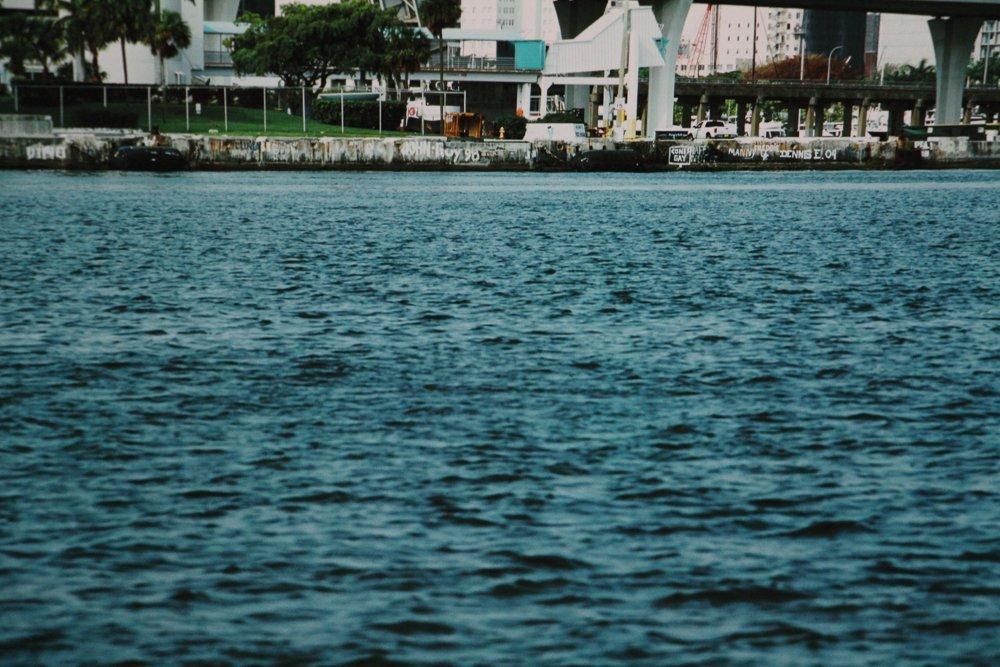 Graham Flint gigapxl triptych Miami Skyline 2005 - 6