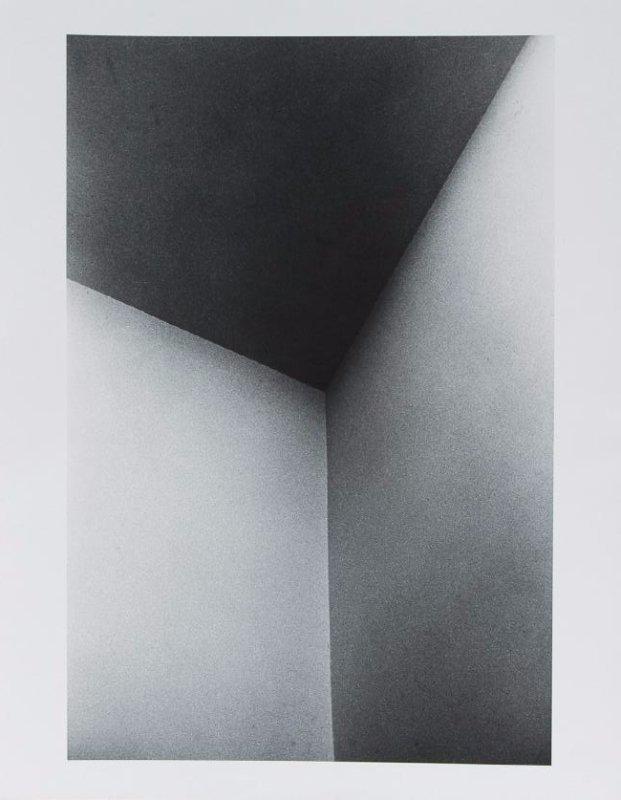 Ralph Gibson 1966 photo Corner of Room