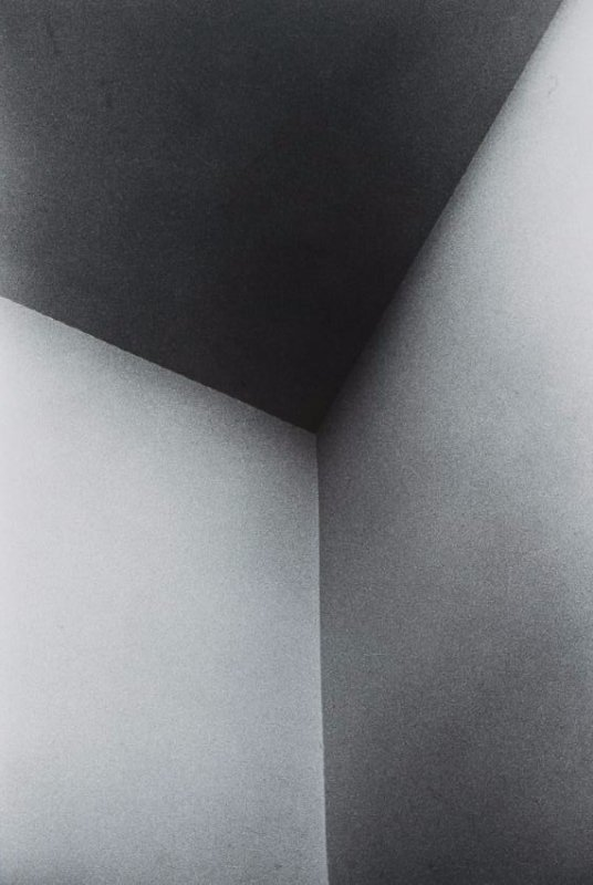 Ralph Gibson 1966 photo Corner of Room - 2