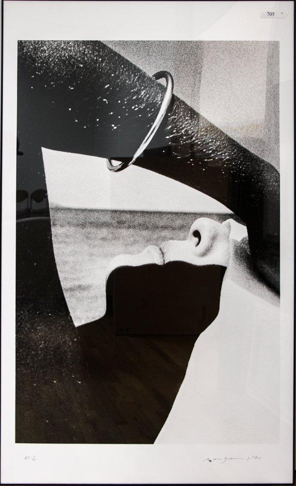 Ralph Gibson oversized Untitled Mary Jane Sardinia