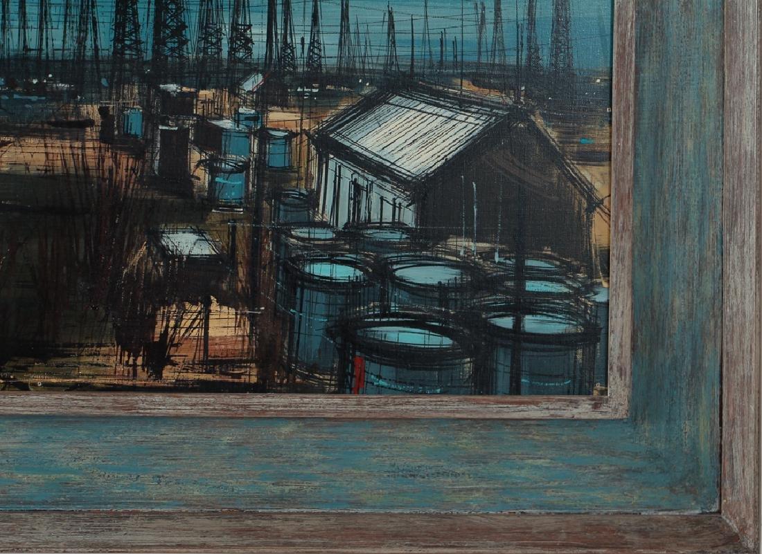 Michelle Girard Oilfield Painting - 4