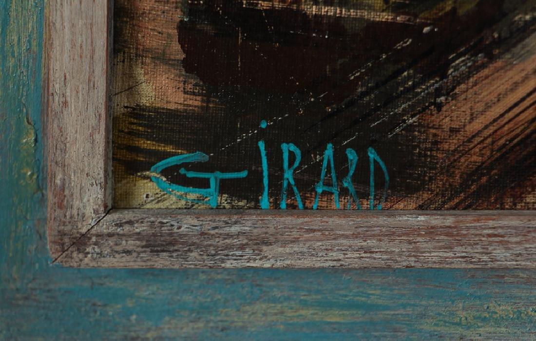 Michelle Girard Oilfield Painting - 5