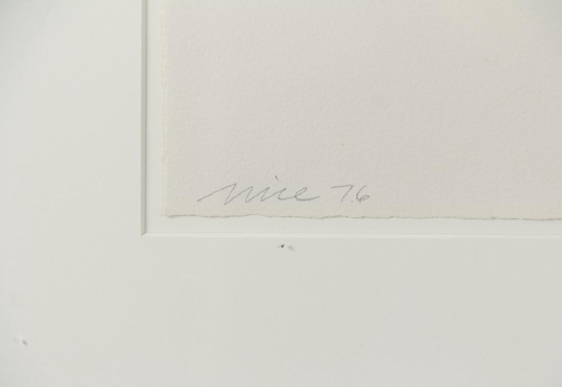 Don Nice 1976 watercolor Marshmallow - 6