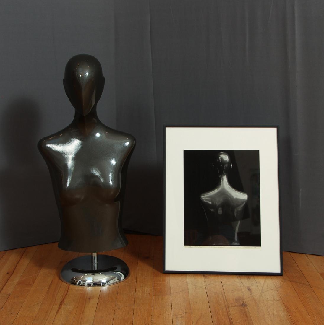 Martin Prekop Silver Gelatin Photo and Mannequin - 2