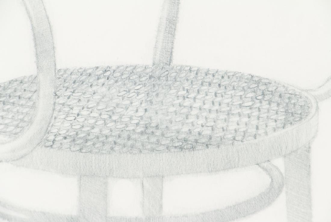 Harry Schwalb 2000 drawing Throne - 6