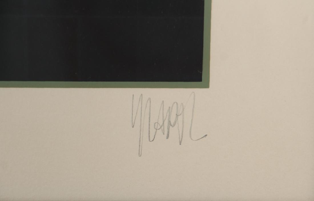 Jean-Pierre Vasarely original serigraph - 3